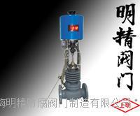自力式電控溫度調節閥 上海電動調節閥價格 廠家電動調節閥