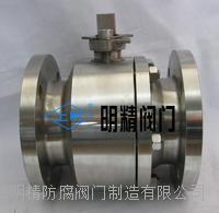 对焊法兰球阀 Q41F-150LB