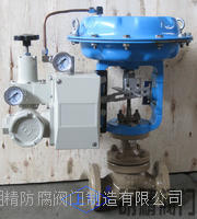 ZJHP(M)氣動單座(套筒)調節閥-氣動調節閥-氣動單座調節閥 ZJHP-16C