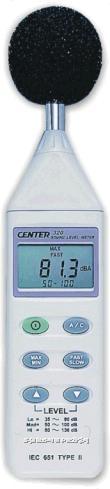 数位式噪音计声级计CENTER-320