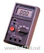 数字式TES-1600绝缘测试器