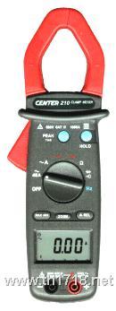CENTER- 210交流钳表