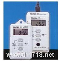 CENTER -342温湿度记录仪/温湿度记录器