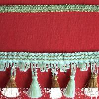 花边,织带,排须