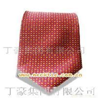 印花涤丝领带/necktie