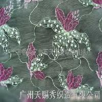 珠片绣-夏荷