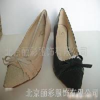 寻求鲑鱼皮革女鞋合作