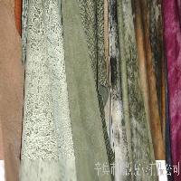 山羊绒面革