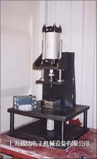 锂电池挤压测试机械装置