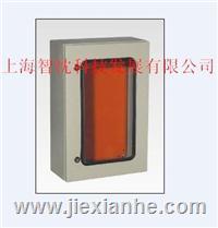 透明盖防水铁箱(碳钢) F203012