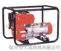 GF汽油发电机组
