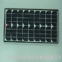 高透钢化玻璃单晶硅层压太阳能电池板
