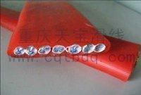 硅橡胶护套扁电缆02