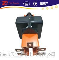 5级 120A 多级铜排管式安全滑触线  TBHXTS•●、DHG •●、 HFP