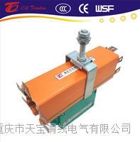 5级 100A 多级铜排管式安全滑触线  TBHXTS•●、DHG •●、 HFP