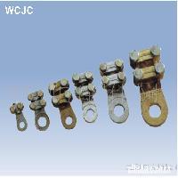 WCJC铜接线夹