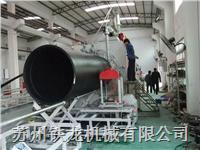 1200塑钢双平壁缠绕管生产线