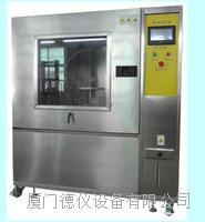廈門德儀設備公司是一家專業生產銷售箱式淋雨實驗機 DELX-010CB廠家  DELX-010CB
