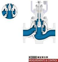 T-8131係列單座平衡密封環型直行程控製閥 T-8131
