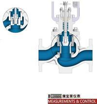 T-8136 係列先導平衡閥籠型直行程控製閥 T-8136