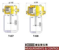 T-57系列气动薄膜式执行机构(15A---25A) T-57