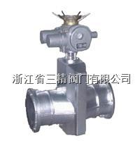 GJ941X-6铸铁电动管夹阀