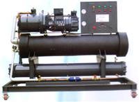 水冷螺桿式工業冷水機