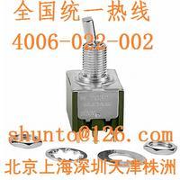 现货M-2032E进口摇头开关M2032E2S4W01钮子开关品牌NKK Seitches stock M-2032E