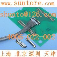 极细同轴线XSLS00-40-A日本KEL连接器0.25mm间距 XSLS00-40-A