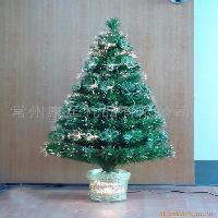 新颖独特的光纤圣诞树