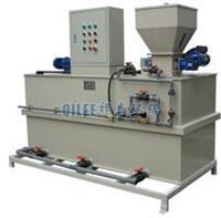藥粉投加系統全自動溶藥機 QPL2-2000