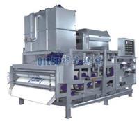 濾帶式不銹鋼污泥處理脫水機 QTE-750