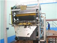 編織印染污水處理帶式脫水機 QTE-750