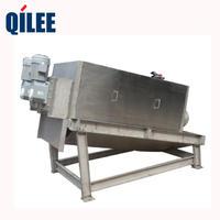QLD202性能穩定肉類加工廠污泥脫水機 QLD202