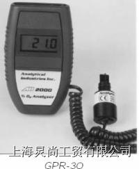 美国AII 袖珍式百分氧含量分析仪GPR-30
