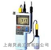 实验室酸碱度/电导率测试仪