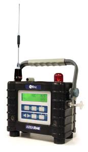 AreaRAE 一接五传感器型气体检测器