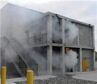 Drger建筑火灾模拟训练系统
