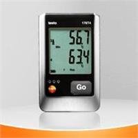 testo 176-T4电子温度记录仪 testo 176-T4