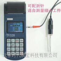 北京时代TV320便携式测振仪 有频谱图存储功能 TV320