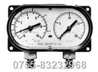 日本旭计器集合型压力计 305