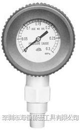 旭计器耐化学品压力计 半导体用