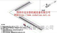 塑料管道吹塑吹膜注塑中央供料 DAT-42