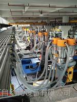 塑料造粒中央供料系統