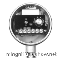 KSV 电容料位开关(用于导电性介质)  KSV