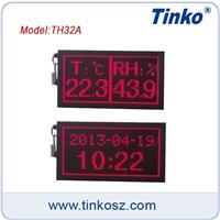 蘇州天和 溫濕度監測看板 TH32A系列