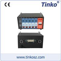 中性 5點熱流道溫控器 HRTC-05A 中性5點