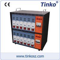 熱流道溫控箱 HRTC-12D 中性12點雙層熱流道溫控箱