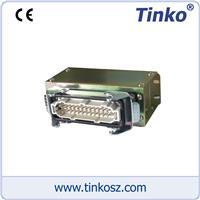 熱流道溫控配件-24芯公芯插座盒 熱流道溫控器配件-24芯公芯插座盒