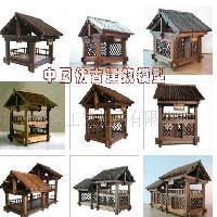 中国仿古建筑模型